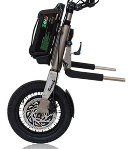 Motores para silla de ruedas - Motor TRX-SP-LIGTH
